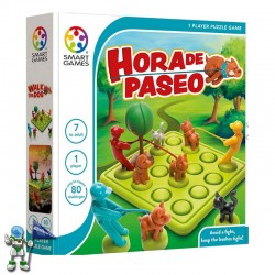 HORA DE PASEO | LOGIKA JOKO...