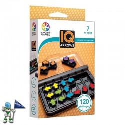 IQ ARROWS , JUEGO DE LÓGICA SMART GAMES