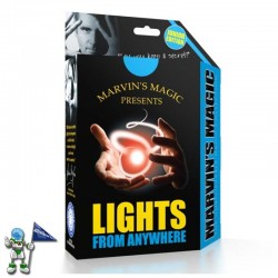 TRUCO DE MAGIA BOLA DE LUZ , MARVIN´S MAGIC