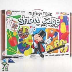 MI PRIMER SHOW DE MAGIA , CAJA DE TRUCOS DE MAGIA INFANTILES MARVIN´S MAGIC
