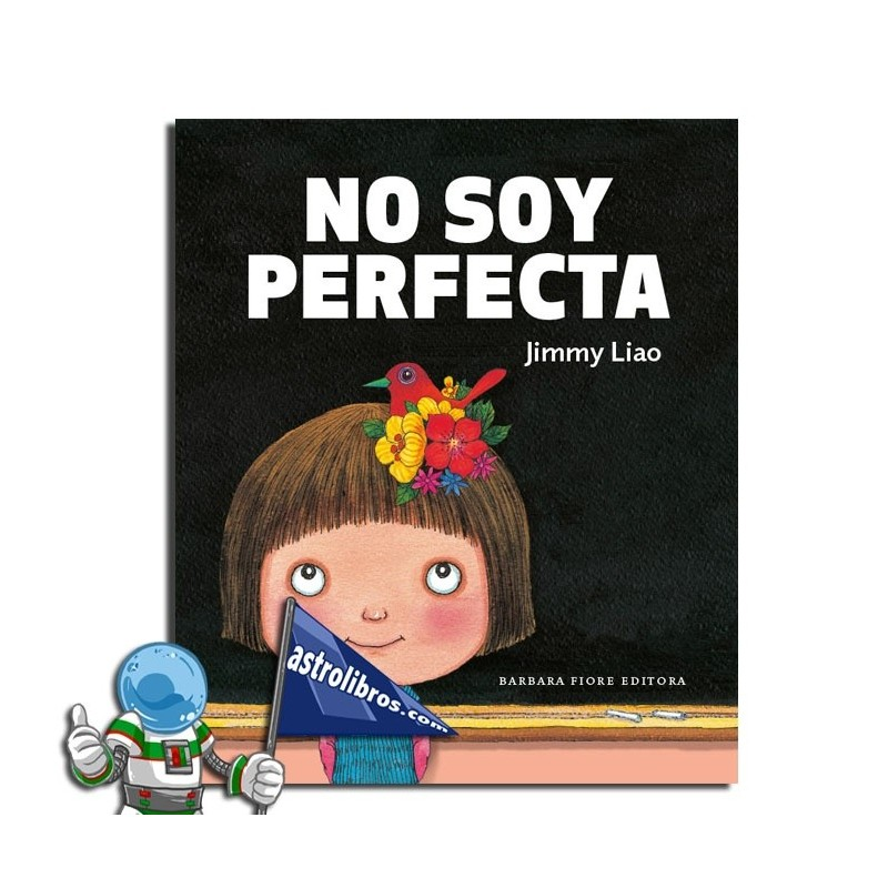 NO SOY PERFECTA , JIMMY LIAO