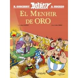 EL MENHIR DE ORO , ASTÉRIX
