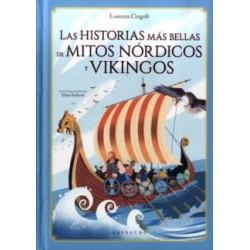 LAS HISTORIAS MÁS BELLA DE MITOS NÓRDICOS Y VIKINGOS