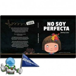 No soy perfecta. Álbum ilustrado