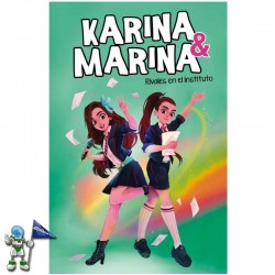 RIVALES EN EL INSTITUTO , KARINA & MARINA 5