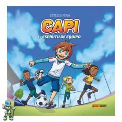 CAPI 1 , ESPÍRITU DE EQUIPO