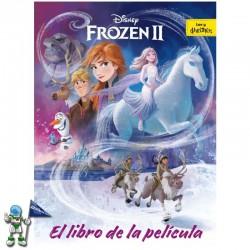 FROZEN 2 , EL LIBRO DE LA PELÍCULA , LIBROS DISNEY