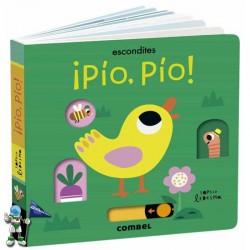 ¡PÍO, PÍO! | COLECCIÓN ESCONDITES