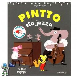 PINTTO ETA JAZZA | LIBURU...
