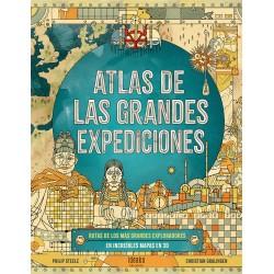 ATLAS DE LAS GRANDES EXPEDICIONES , IDEAKA