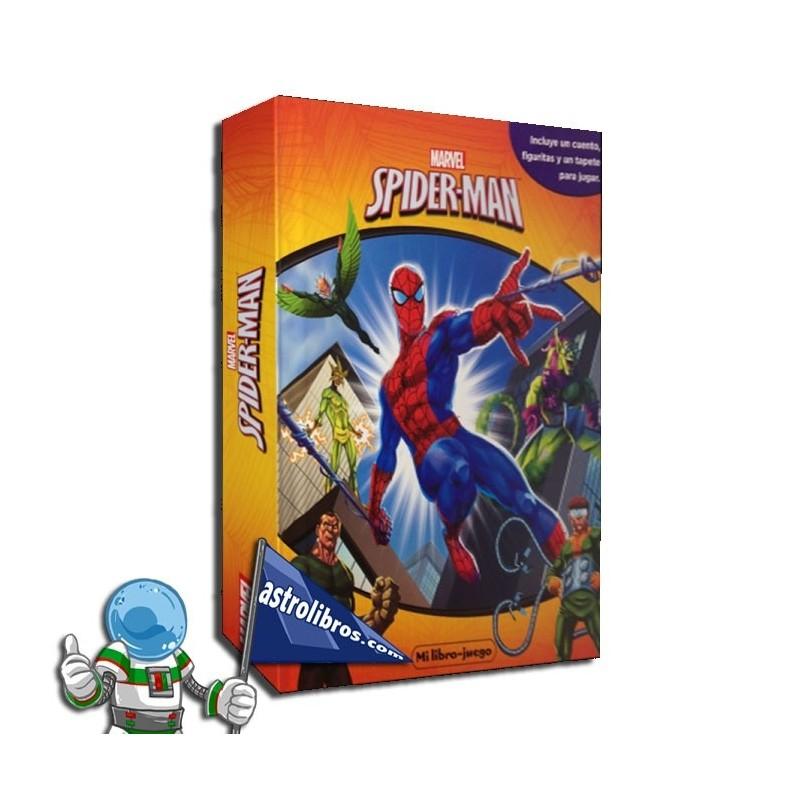 Spider-Man. Mi libro-juego