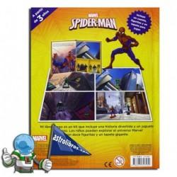 SPIDER-MAN , MI LIBRO-JUEGO , MARVEL