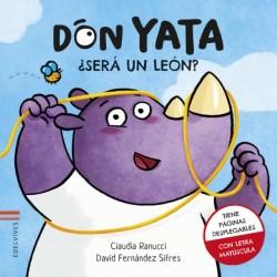 ¿SERÁ UN LEÓN? , COLECCIÓN DON YATA