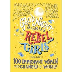 GOOD NIGHT STORIES REBEL GIRLS 3