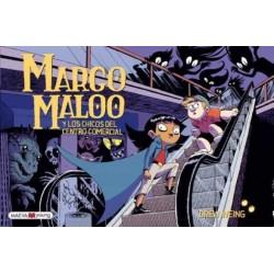 MARGO MALOO Y LOS CHICOS DEL CENTRO COMERCIAL , MARGO MALOO 2 , NOVELA GRÁFICA
