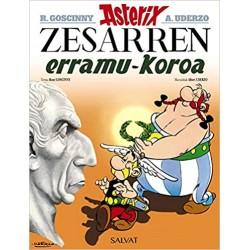 ZESARREN ERRAMU-KOROA   ASTERIX EUSKERA 18