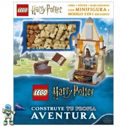LEGO HARRY POTTER, CONSTRUYE TU PROPIA AVENTURA