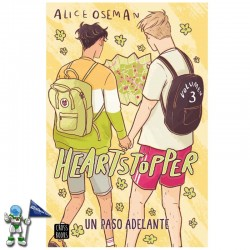 HEARTSTOPPER 3, UN PASO ADELANTE