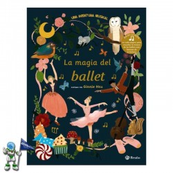 LA MAGIA DEL BALLET, UNA AVENTURA MUSICAL