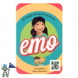 EMO, EL JUEGO DE LAS...