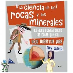 CIENCIA DE ROCAS Y MINERALES