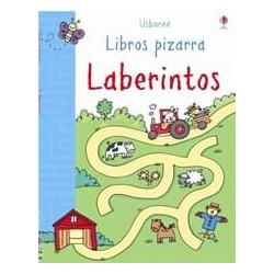 LABERINTOS, LIBROS PIZARRA USBORNE