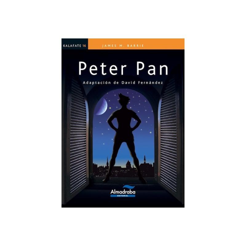 PETER PAN, KALAFATE, IRAKURKETA ERRAZA