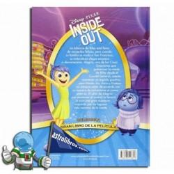 Gran libro de la película. Inside Out