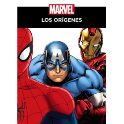 MARVEL , LOS ORÍGENES ,...