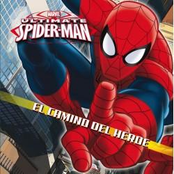 SPIDER-MAN , EL CAMINO DEL HÉROE , 4 HISTORIAS