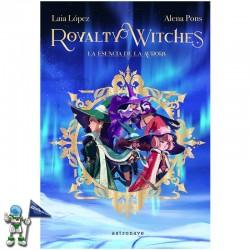 ROYALTY WITCHES 1 , LA ESENCIA DE LA AURORA