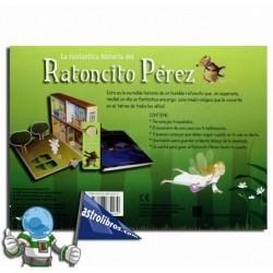 La fantástica historia del Ratoncito Pérez | Libro-juego