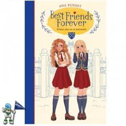 PRIMER AÑO EN EL INTERNADO | BEST FRIENDS FOREVER 1