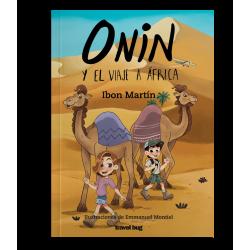 ONIN Y EL VIAJE A ÁFRICA, ONIN 5