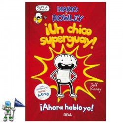 DIARIO DE ROWLEY , ¡UN CHICO SUPERGUAY!