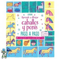 CABALLOS Y PONIS , APRENDE...