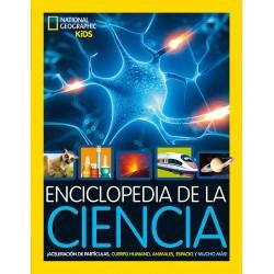ENCICLOPEDIA DE LA CIENCIA , NATIONAL GEOGRAPHIC KIDS