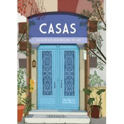 CASAS , ATLAS DE LOS HOGARES DEL MUNDO