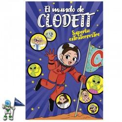 EL MUNDO DE CLODETT 6, SUPERLÍO EXTRATERRESTRE