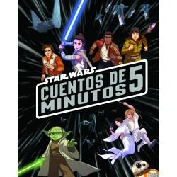 STAR WARS , CUENTOS DE 5 MINUTOS