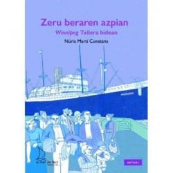 ZERU BERAREN AZPIAN , IRAKURKETA ERRAZA
