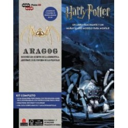 INCREDIBUILDS , HARRY POTTER , MAQUETA DE ARAGOG