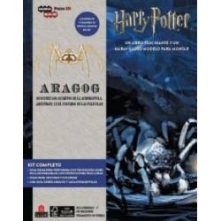 INCREDIBUILDS, HARRY POTTER, MAQUETA DE ARAGOG