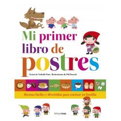 MI PRIMER LIBRO DE POSTRES , LIBRO ATRIL