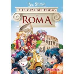 A LA CAZA DEL TESORO EN ROMA , TEA STILTON 33