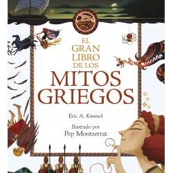 EL GRAN LIBRO DE LOS MITOS GRIEGOS , LIBROS DE CONOCIMIENTO