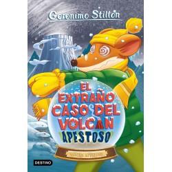 EL EXTRAÑO CASO DEL VOLCÁN APESTOSO , GERONIMO STILTON 39