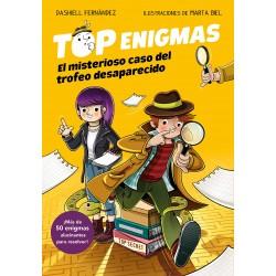 EL MISTERIOSO CASO DEL TROFEO DESAPARECIDO , TOP ENIGMAS 1 | TOP ENIGMAS 1