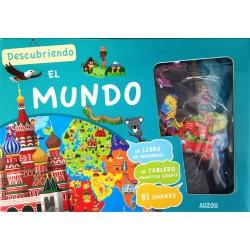 DESCUBRIENDO EL MUNDO ,...