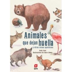 ANIMALES QUE DEJAN HUELLA Y...